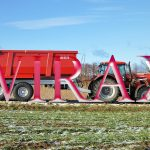 Traktor, pótkocsi