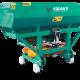 WIRAX festett tárcsás műtrágyaszóró
